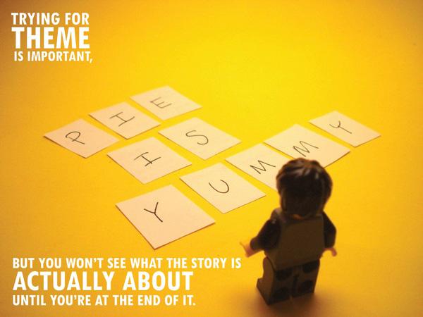 Pixar's Rules of Storytelling in Lego | Aerogramme Writers ...