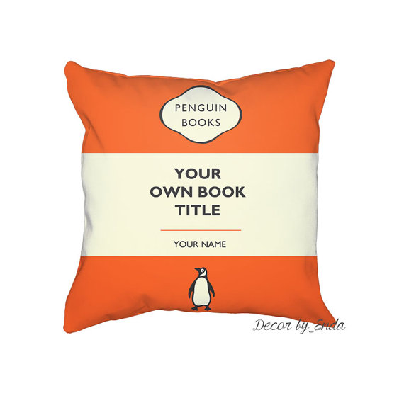 Penguin Book Cover T Shirts : Gifts under for writers and book lovers