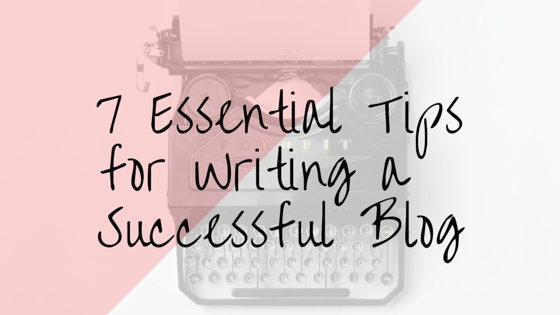 Writing Tips: 6 Effective Ideas For Creating Amazing Blog Content