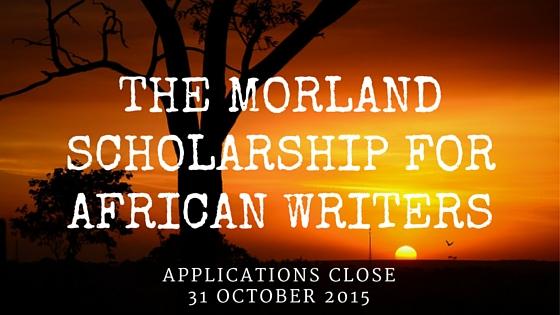 Can writing a novel get you a scholarship?