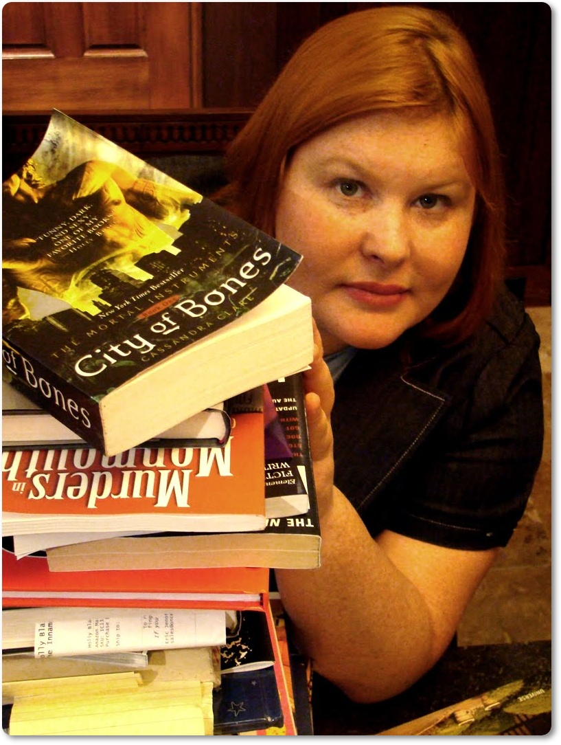 Cassandra Clare Writing Advice Part 2