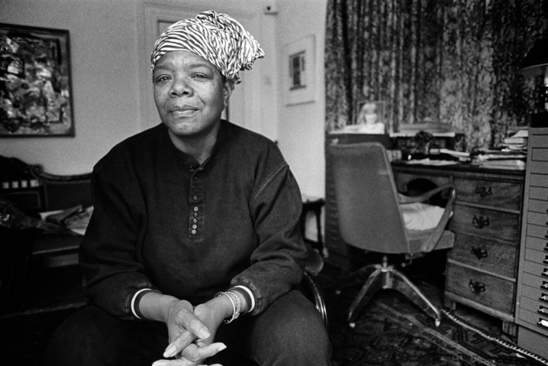 maya angelou the most influential writer She is arguably the most influential woman of her race, but there is more to maya angelou than being an african american female born marguerite johnson in st louis in 1928, she has lived many lives in one, escaped a torturous and impoverished childhood to become a performing artist, poet, author, teacher and human rights activist.