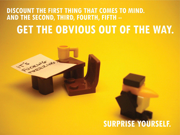 Pixars Rules of Storytelling in Lego