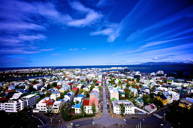 Win a Writers Retreat in Iceland
