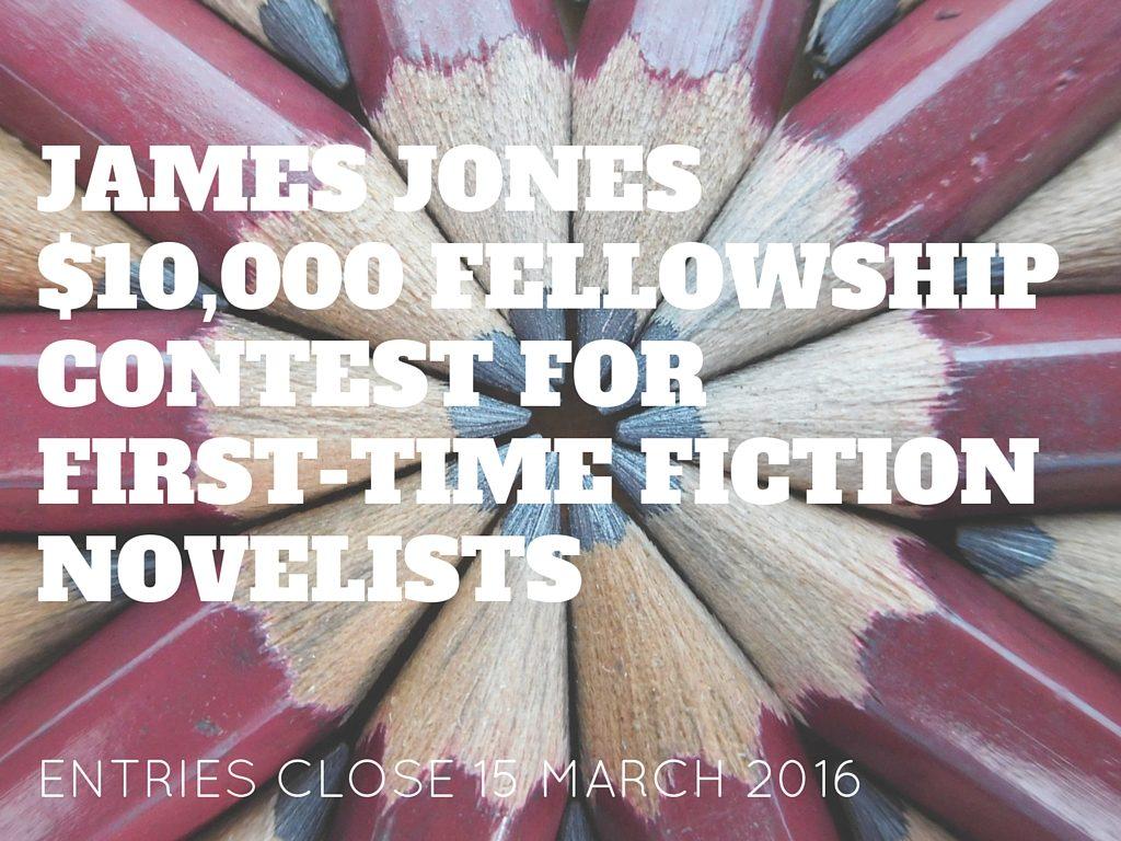 James Jones Fellowship 2016