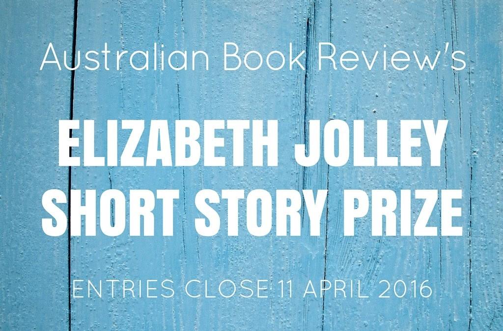 Elizabeth Jolley Short Story Prize 2016