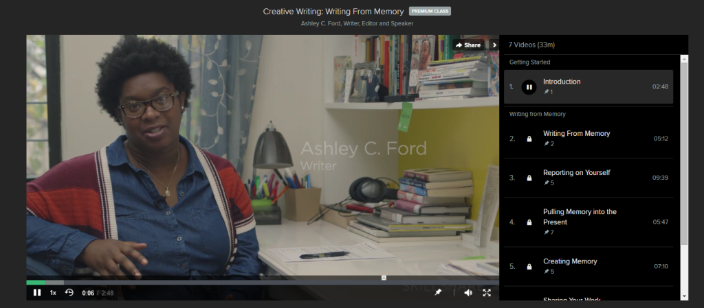 Writing from Memory with Ashley C Ford