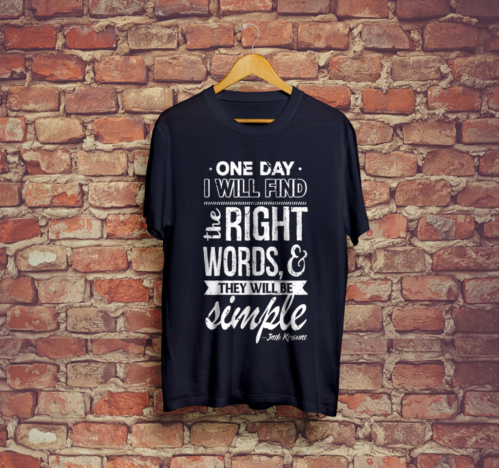 One Day T-Shirt - Limited Edition