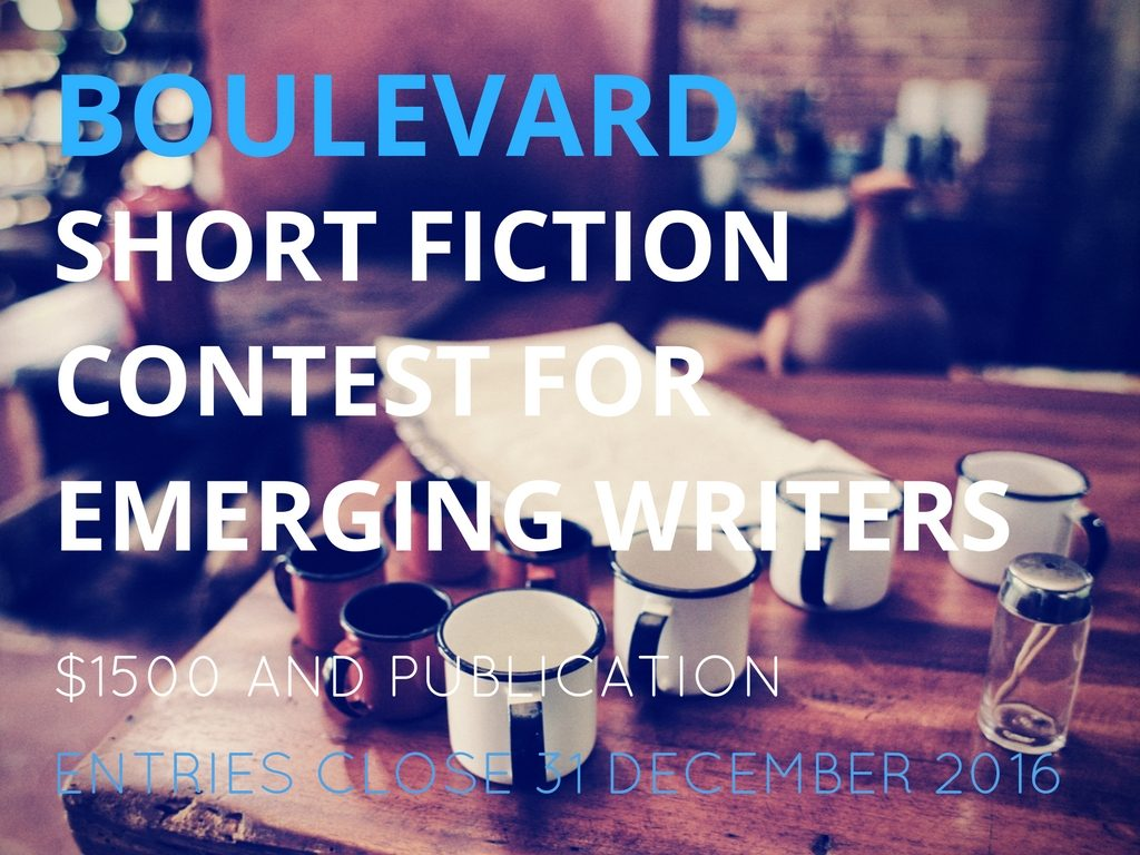 Boulevard Short Fiction Contest for Emerging Writers