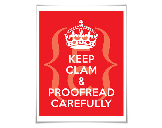 keep-clam-and-proofread-carefully