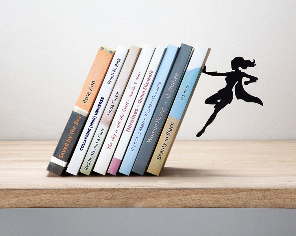 supergal-bookend