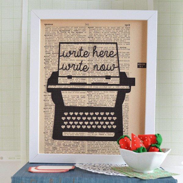 write-here-write-now-typewriter-art