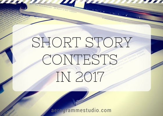 a guide to short story contests in 2017 - Halloween Short Story Contest