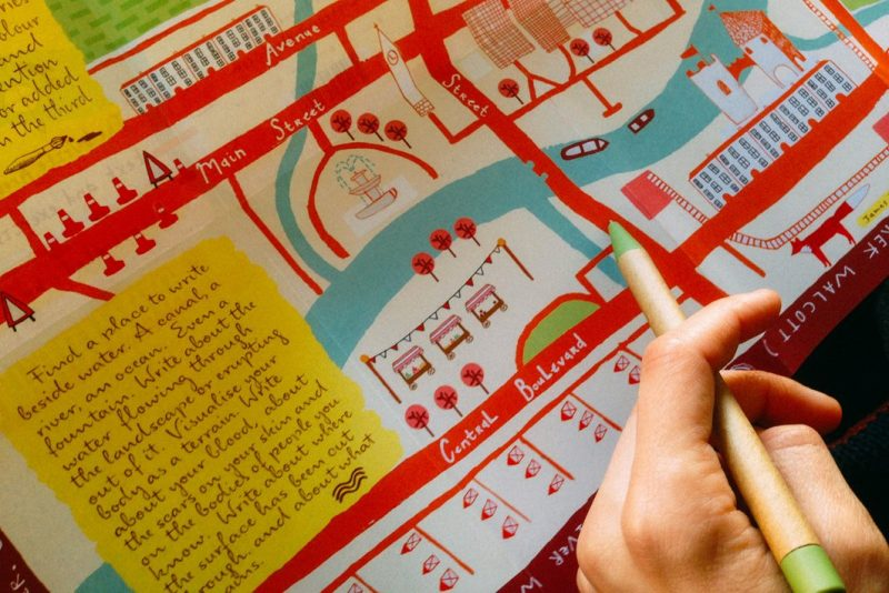 Buy Us a Coffee and Save 50% Off Writing Maps