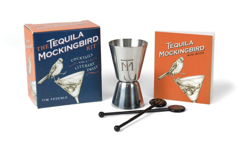 Tequila Mockingbird Kit - Gifts for Writers
