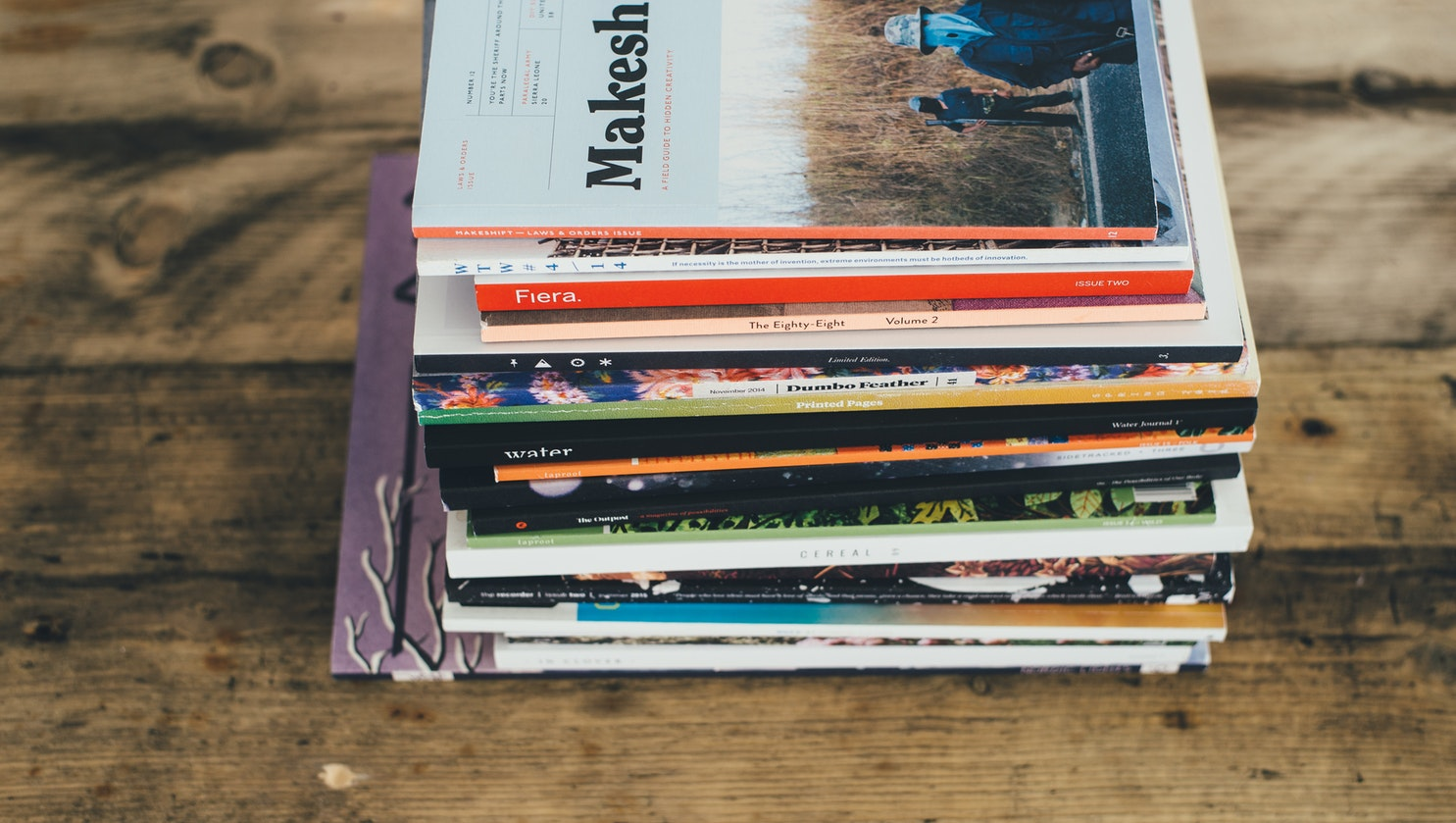 Submitting Your Work to a Literary Magazine