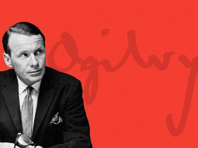 How to Write: 10 Tips from David Ogilvy