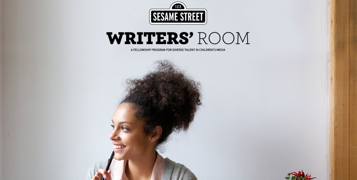 Applications Now Open for the Sesame Street Writers' Room