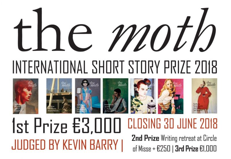 The Moth Short Story Prize 2018