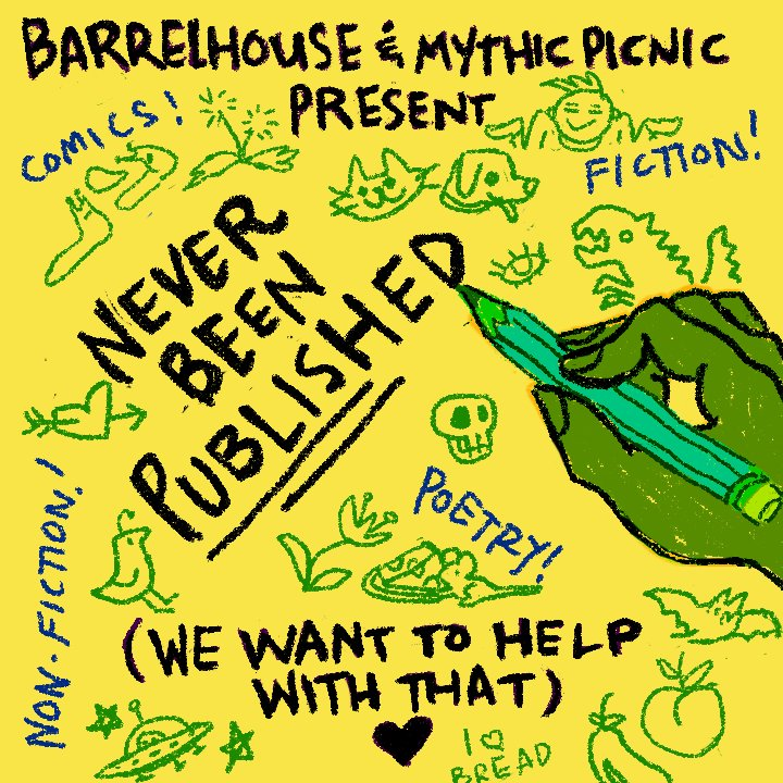 Barrelhouse is Seeking Submissions from Previously Unpublished Writers