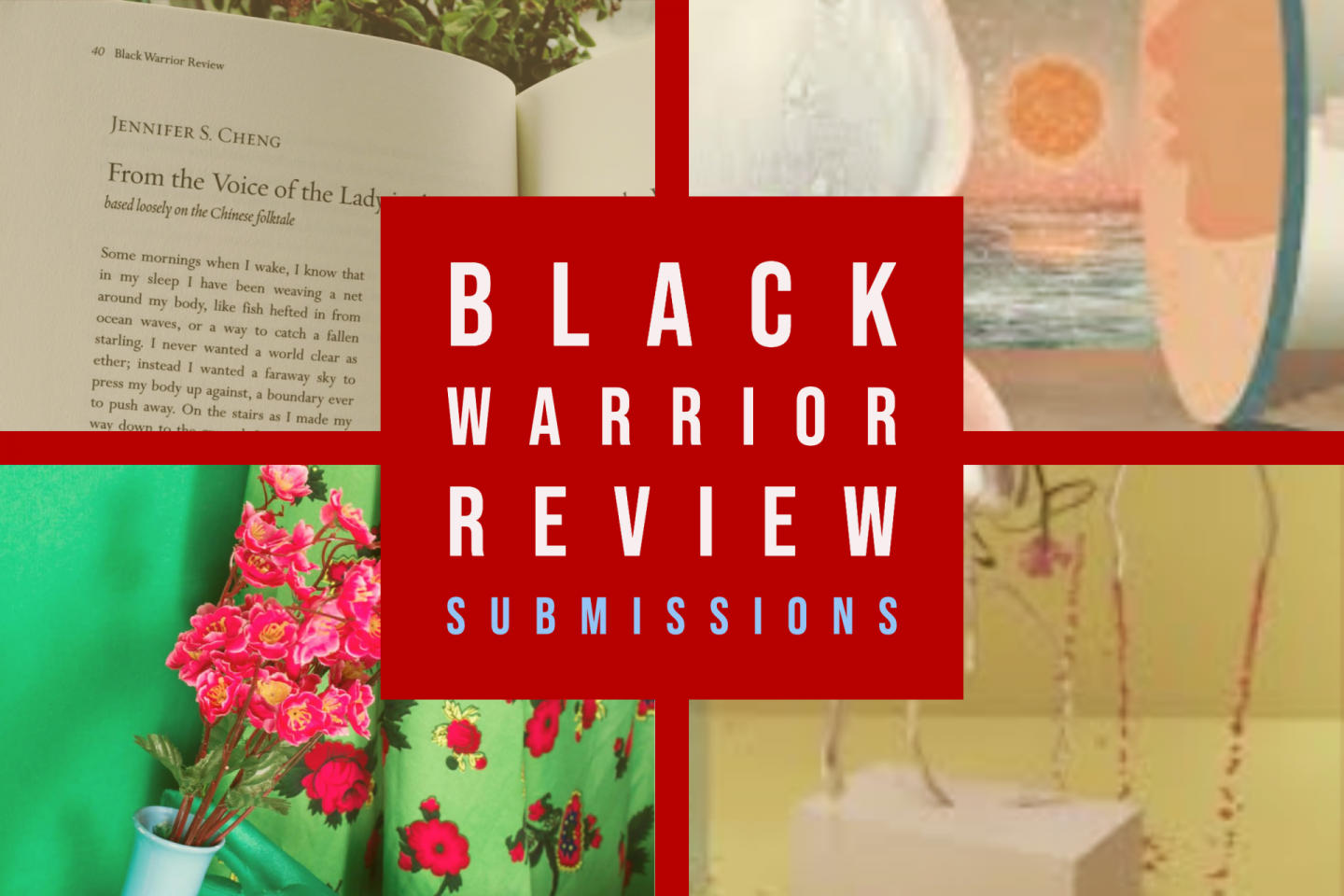Black Warrior Review is Accepting Submissions