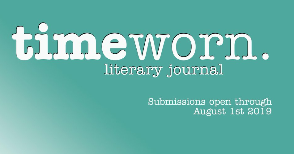 Timeworn Literary Journal is Seeking Submissions for its Inaugural Issue