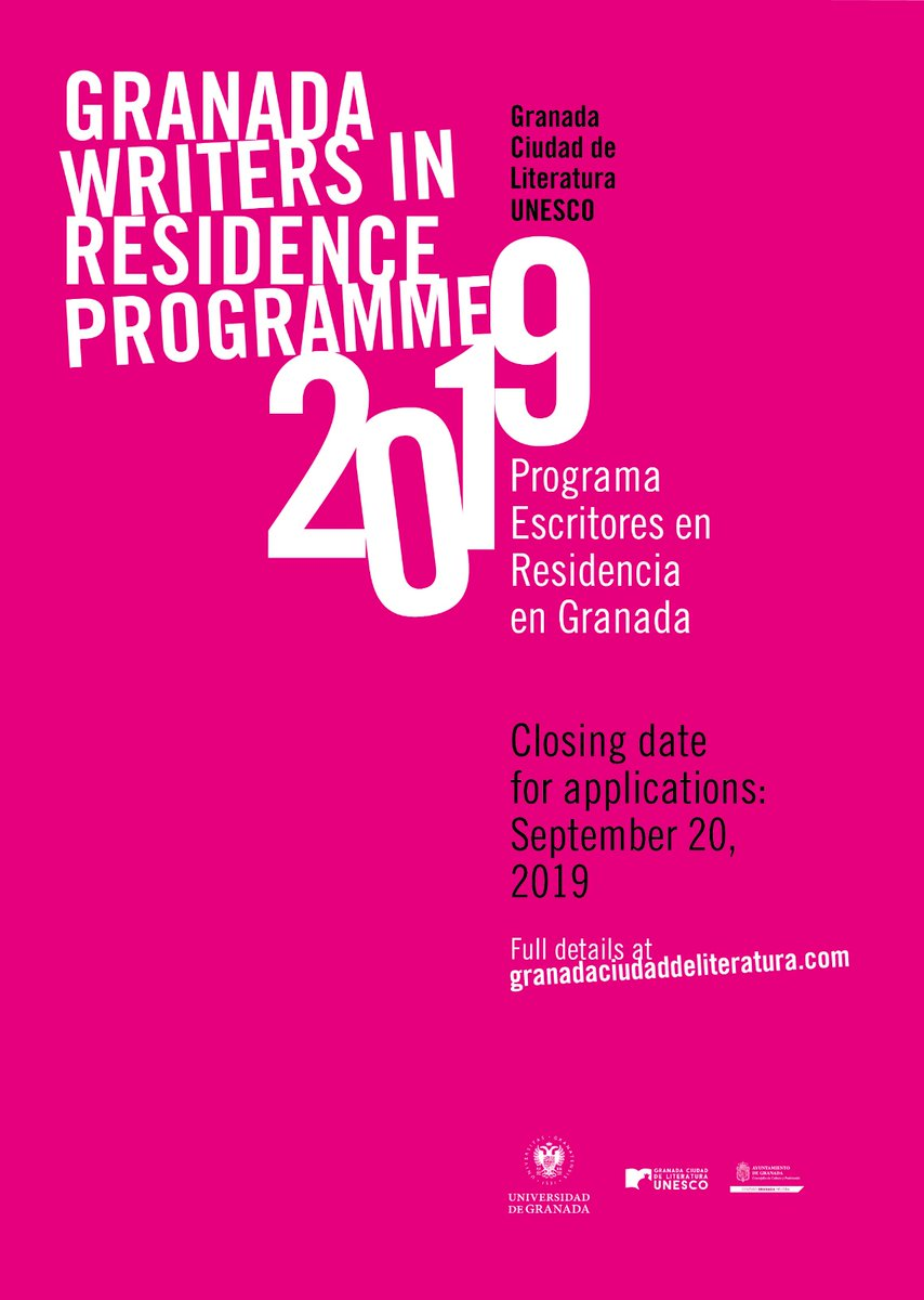 Granada Writers in Residence Programme is Accepting Applications