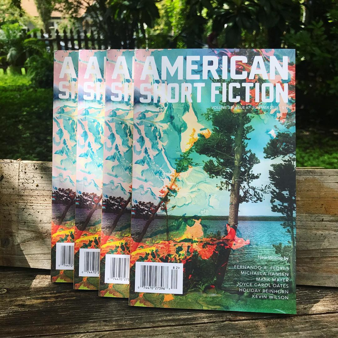 American Short Fiction is Accepting Submissions