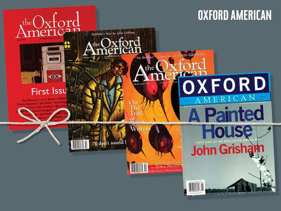 The Oxford American is Seeking Debut Fiction Submissions